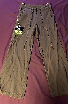 £20 • Buy Braintree Hemp Trousers. Brand New With Tags!!! (Shop Stock) RRP £34.95. Brown.
