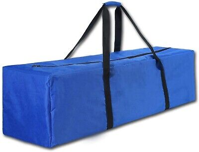 $25.89 • Buy 45  Sports Duffle Bag Extra Large Travel Duffel Luggage Bag Water Resistant Blue