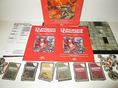AU43.78 • Buy Dungeons & Dragons Starter Set W/ Extras - NO DICE