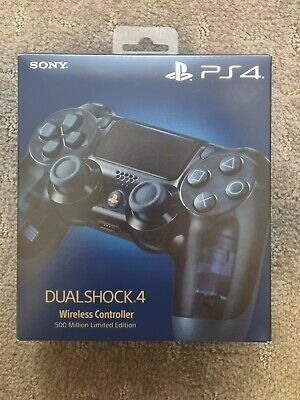 AU130 • Buy Sony PS4 500 Million Limited Edition Dualshock Wireless Controller