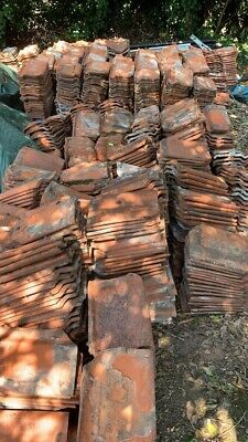 £1 • Buy Reclaimed Clay Pantiles From Our Listed Barns £1 Each
