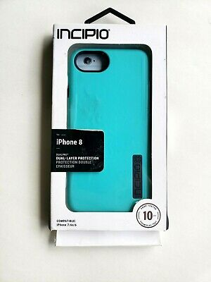 AU14.15 • Buy Incipio Turquoise Case  Apple IPhone 8 Compatible With Iphone 7/6s/6