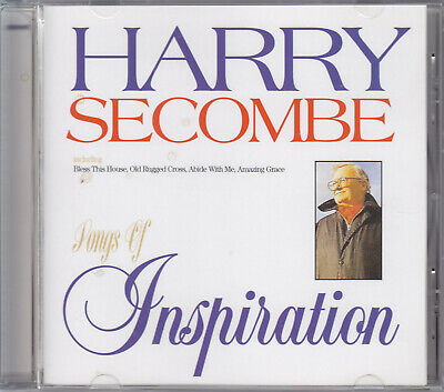 £2.50 • Buy Harry Secombe – Songs Of Inspiration CD, Compilation Sealed