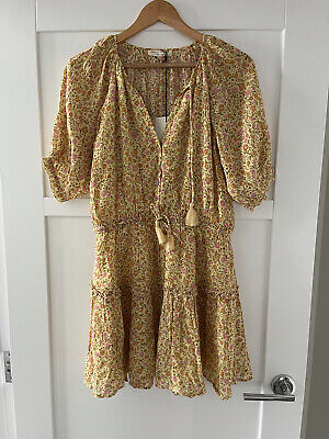 AU199 • Buy Spell & The Gypsy Rae Playdress - Daisy Yellow - Size L - NWT's