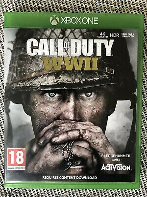 Call Of Duty: WW II | XBOX ONE | Excellent Condition • 1.50£