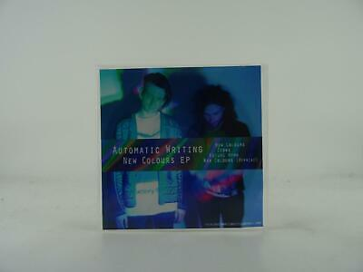 AUTOMATIC WRITING NEW COLOURS (C36) 1 Track Promo CD Single Picture Sleeve • 3.28£