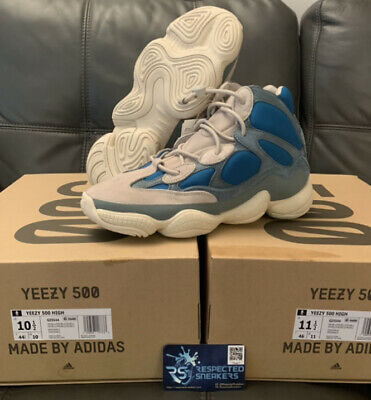 $ CDN390.24 • Buy Yeezy 500 High Frosted Blue Sz 10.5 11.5 *New, Unused* Guaranteed Authentic!!!
