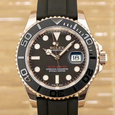 $ CDN39196.78 • Buy Rolex Yacht Master 40 Everose Gold - Unworn Box And Papers April 2021 Stickered
