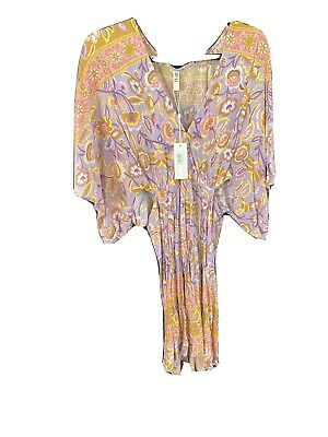 AU75 • Buy Spell And The Gypsy Collective Size S Cutout Mini Dress