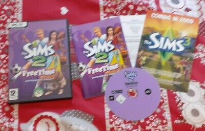 £9 • Buy The Sims 2 Freetime Expansion Pack PC