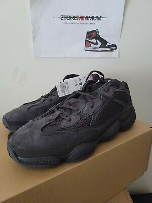 $ CDN435.30 • Buy Adidas Yeezy 500 Utility Black, Size 9.5, 11, 12 New DS, IN HAND, READY TO SHIP