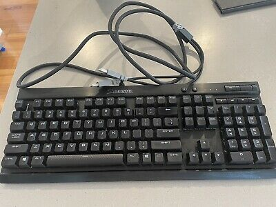 AU70 • Buy Corsair K70 MK2 RGB Mechanical Gaming Keyboard, Cherry MX Brown