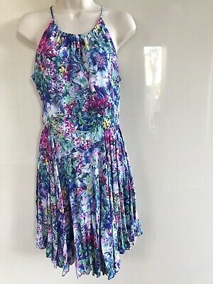 AU20 • Buy Pretty Forever New Floral Dress - Suze 10