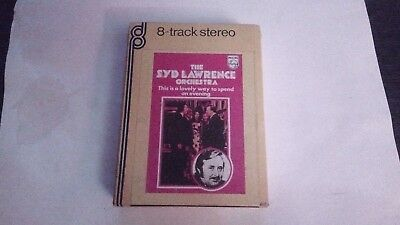 AU7.21 • Buy 8 Track Cartridge Syd Lawerence Orchestra
