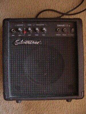 $ CDN13.29 • Buy Silvertone Smart II S Guitar Amplifier PARTS