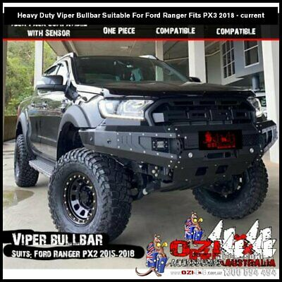 AU1199 • Buy Viper Bullbar Suits Ford Ranger PX3 2018 - CURRENT