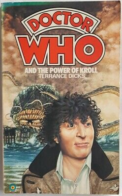 Doctor Who And The Power Of Kroll - Terrance Dicks - 1980 Paperback Book. • 1.49£