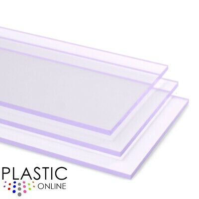£12.95 • Buy Passion Flower Vario 8T10 Perspex Acrylic Sheet Plastic Panel Cut To Size