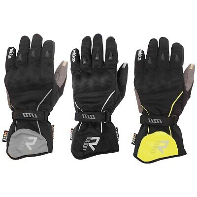£109.94 • Buy Rukka Virium Gore Tex Gloves Super Touchscreen Suitable With Knuckle Protector