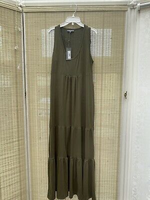 AU5.35 • Buy Ladies Summer Maxi Dress Size 14 Principles BNWT