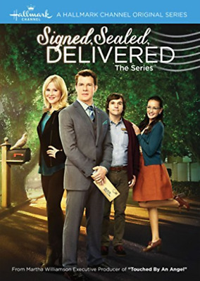 AU19.32 • Buy Pb Drama-signed Sealed Delivered-complete Series (dvd/2 Disc/ws) Dvd Nuovo