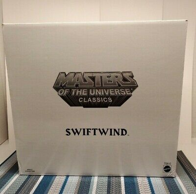 $200 • Buy Mattel Masters Of The Universe Classics Club Eternia SWIFTWIND (NEW) Sealed.