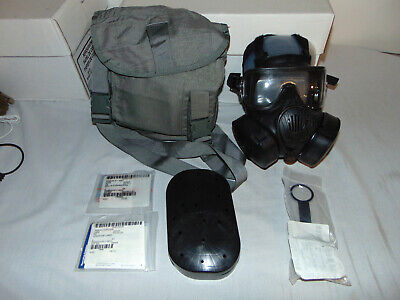 $395.95 • Buy Avon M50 Gas Mask Cbrn Nbc Complete With Accessories Small 1