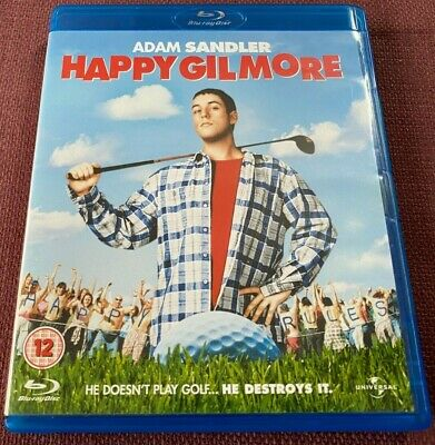 AU22.71 • Buy Happy Gilmore (Blu-ray, 2010) Adam Sandler