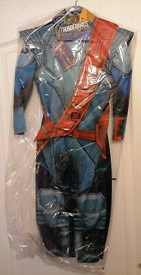 £4.99 • Buy Thunderbirds Are Go Alan Tracy 5 Part Costume Age 3/4 Sound Feature May Not Wor