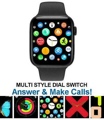 AU36.07 • Buy T500 Smart Watch For Android Samsung IPhone Waterproof Bluetooth Fitness Tracker