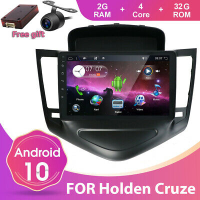 AU255 • Buy 9  Car Stereo For Holden Cruze 2009-2016 Android 10.0 GPS NAVI Head Unit USB DAB