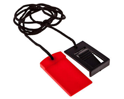 AU22.94 • Buy Impresa Products Replacement Treadmill Safety Key - Fits Many Models Including