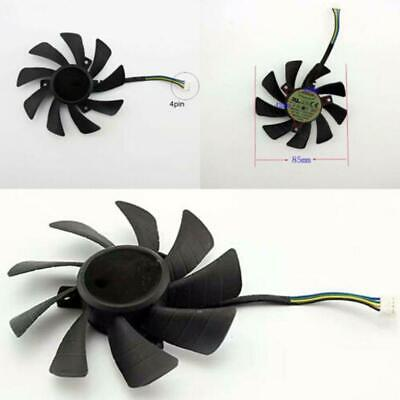 AU7.60 • Buy Graphics Cards Cooling Fans T129215SH 4Pin For GeForce GTX 1060 Mini 3GB ITX Hot