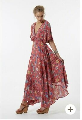 AU350 • Buy Spell & The Gypsy Collective Lovebird Half Moon Gown XL