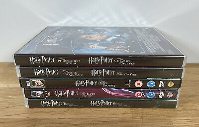 $ CDN32.59 • Buy Harry Potter   The Complete 8 Film Collection   DVD Box Set