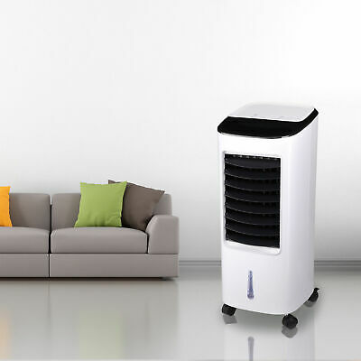 AU98.99 • Buy Portable Air Conditioner Cooler Mini Fan Humidifier System Remote Control IceBox