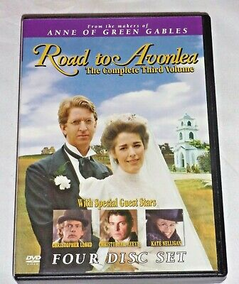 £16.29 • Buy Road To Avonlea - The Complete Third Volume - DVD