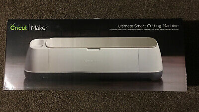 $280 • Buy Cricut Maker Smart Cutting Machine 2003925 Champagne - NEW!  Dt Miss Out