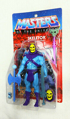 $180 • Buy Masters Of The Universe Skeletor Ultimates Filmation New With Mailer Super7