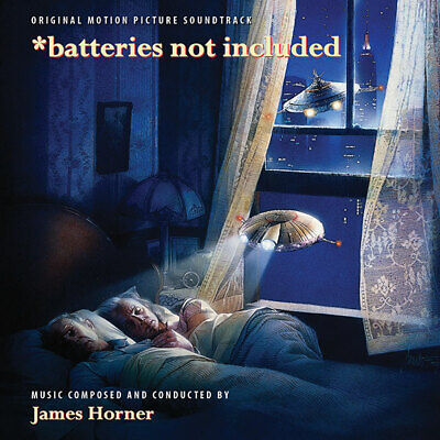 £44.95 • Buy Batteries Not Included- 2 X CD Expanded Score - Limited Edition - James Horner