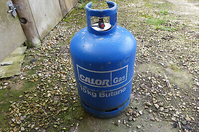 Calor Gas Empty 15 Kilo Butane Bottle  • 10£