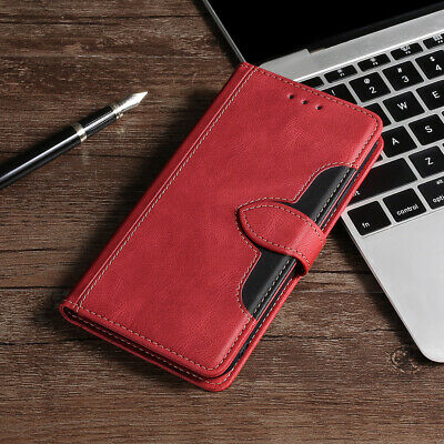 AU12.62 • Buy For SONY Xperia 10 Ii/1 Ii PU Leather Magnetic Flip Wallet Card Case Cover
