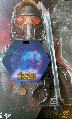 $ CDN60.03 • Buy Hot Toys Star Lord Infinity War MMS539 Dynamic Stand Loose 1/6th Scale