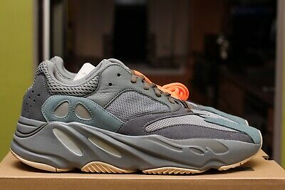 """$ CDN483.67 • Buy Adidas Yeezy Boost 700 """"teal Blue  Size 10.0 Ds 100% Authentic Fw2499 W/rec"""