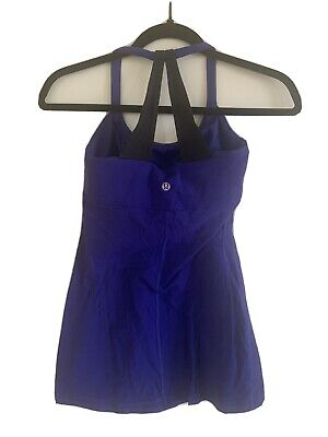 $ CDN9.67 • Buy Lululemon 4 Womens Workout Bra Top