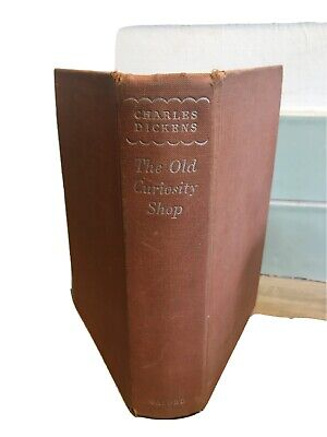 £4 • Buy Dickens The Old Curiosity Shop Book