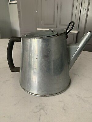 £15 • Buy Vintage Large  Catering Teapot - Two Handles