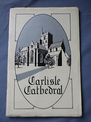 Guide To Carlisle Cathedral Cumbria • 1.99£