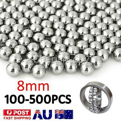 AU6.95 • Buy Steel Loose Bearing Ball Replacement Part 8mm Bike Bicycle Cycling Stainles OZ