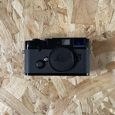 £3950 • Buy Black Leica MP 0.72 35mm Film Camera | Used | Excellent Condition